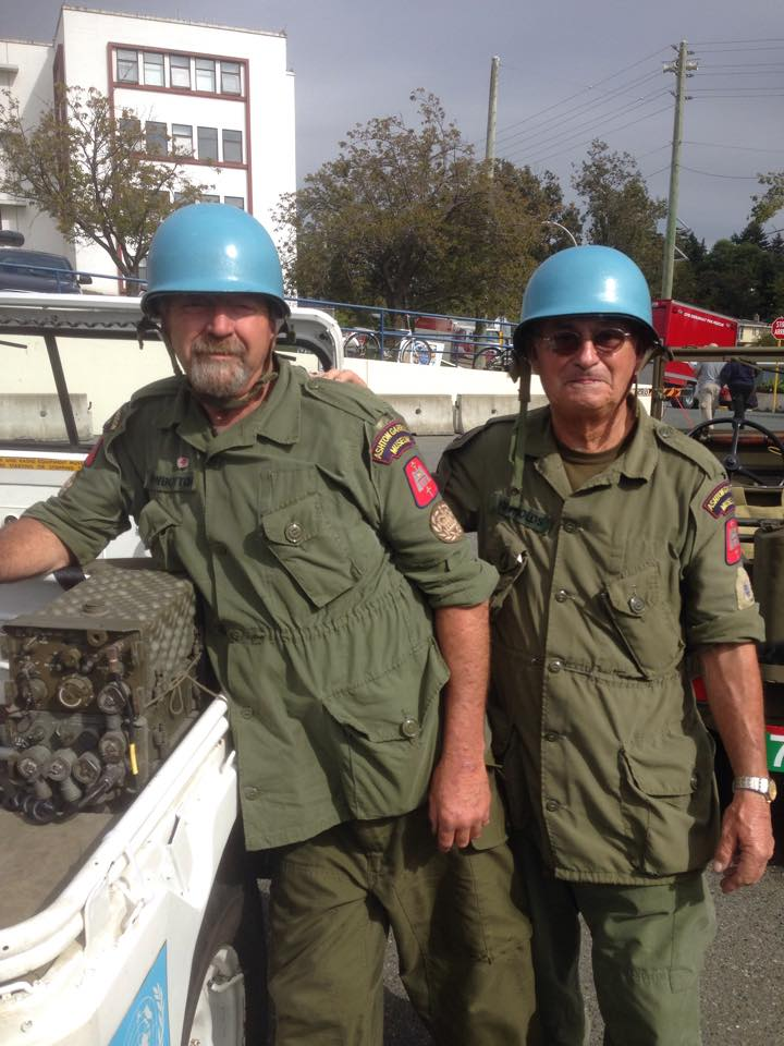 UN Jeep Team