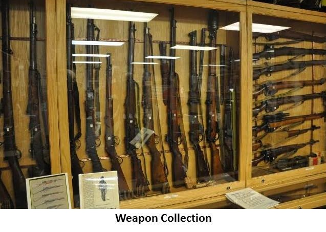 Weapons Collection