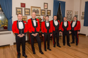 Oficers Mess Dinner